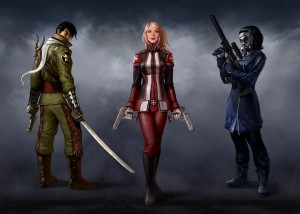 The Secret World: Factions