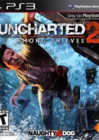 Uncharted 2 PS3 box