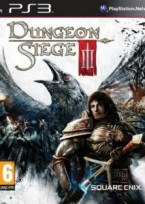 Dungeon Siege 3 PS3 box