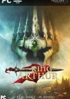 King Arthur: The Role-playing Wargame PC Box