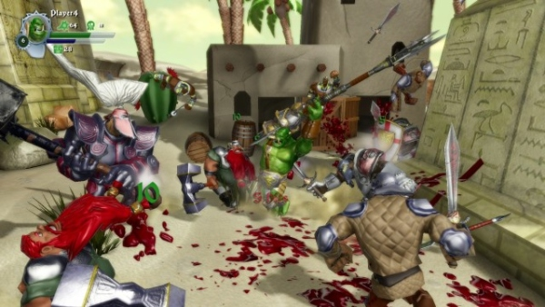 Orc Attack screenshot