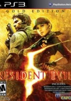Resident Evil 5: Gold Edition PS3 Box