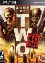 Army of Two: The 40th Day PS3 box
