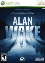 Alan Wake Xbox 360 box