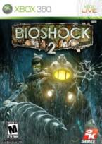 Bioshock 2 Xbox 360 box