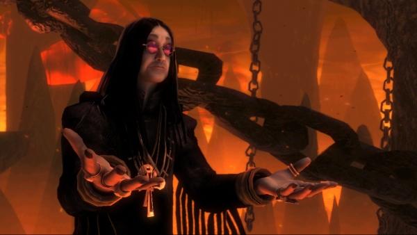 Brutal Legend - Ozzy Osbourne