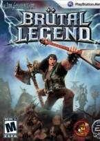 Brutal Legend PS3 box