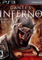 Dante's Inferno PS3 box