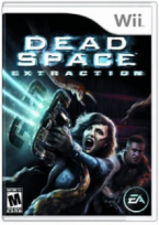 Dead Space Extraction Wii box