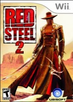 Red Steel 2 Wii box