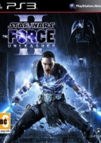 The Force Unleashed PS3 box