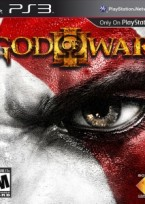 God of War 3 PS3 box