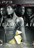 Heavy rain PS3 box (US)