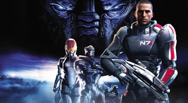Mass Effect 2 crew