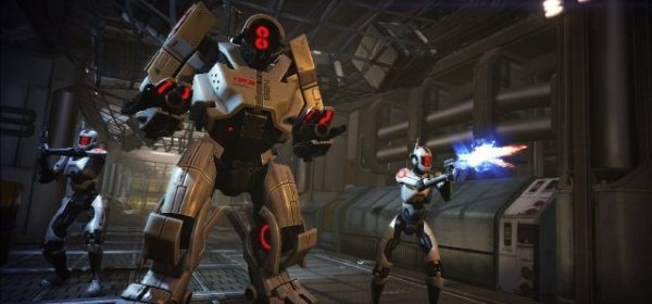 Mass Effect 2 - Shoot out!