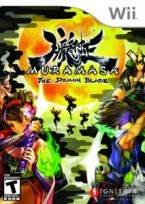 Muramasa: The Demon Blade Wii box