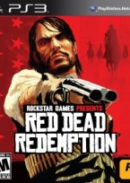 Red Dead Redemption PS3 box