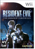 Resident Evil: The Darkside Chronicles Wii box