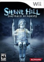 Silent Hill: Shattered Memories Wii box