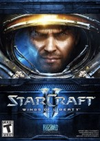 Starcraft 2 PC box