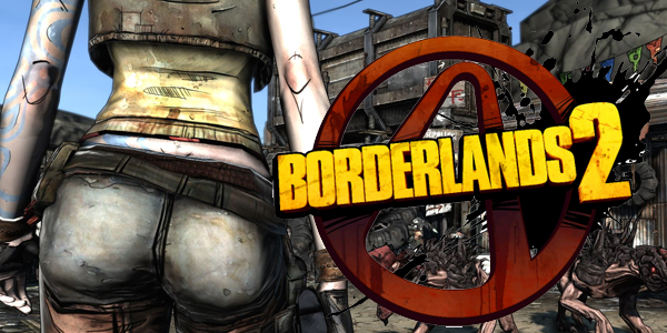 Borderlands 2: Cheeky!