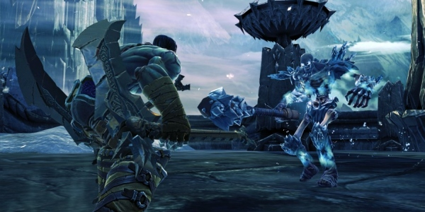 Darksiders II: Frozen Undead