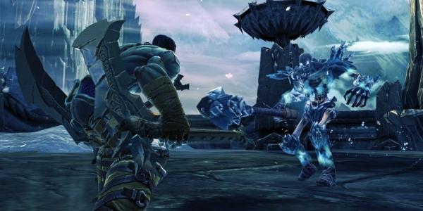 Darksiders II: Frozen Undead