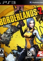Borderlands 2 PS3 box