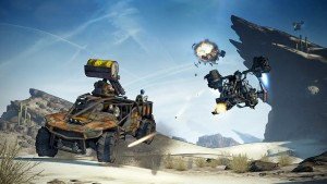 Borderlands 2: Vehicle Combat