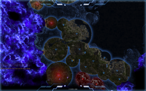 Firefall World Map