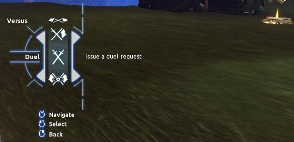 Versus > Duel
