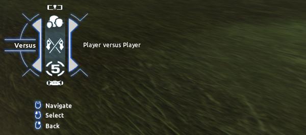 NavWheel > Versus