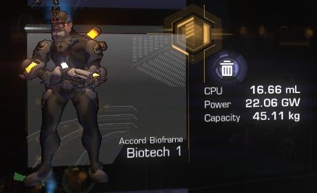 Tier 1 Bioframe